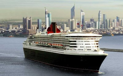 Cunard Line World Cruise