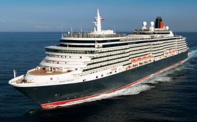 Queen Victoria World Cruise